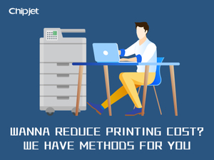 5 Simple Ways to Reduce Your Printing Costs