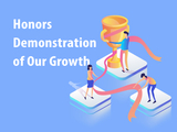 Honors, Demonstration of Our Growth